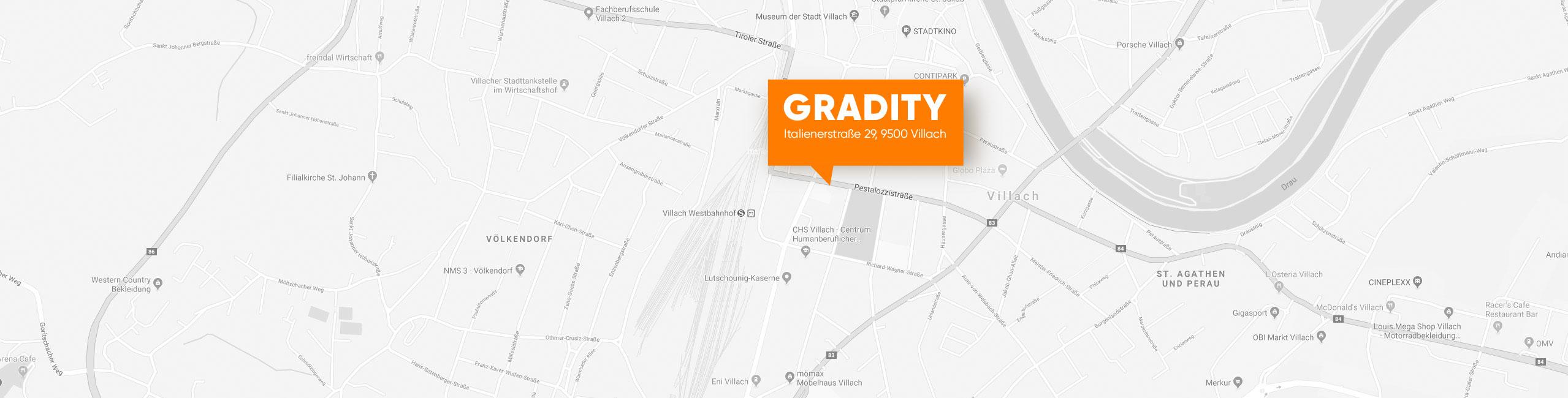 GRADITY Marketing & Consulting KG | Agentur für erfolgreiches Online Marketing | Kontakt